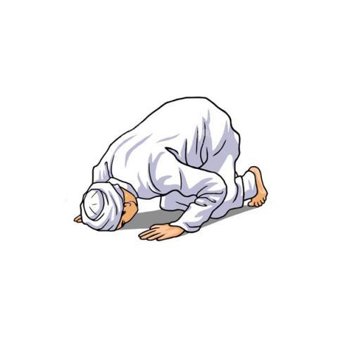 خواندن قرآن در سجده
