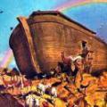 آیا معقول است که پنگوئن از قطب تا خاورمیانه پیاده روی کرده تا سوار کشتی نوح شود؟