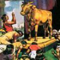چگونه گوساله سامري صدا كرد؟ آيا او سخن گفت؟
